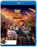 Toy Story That Time Forgot on Blu-ray