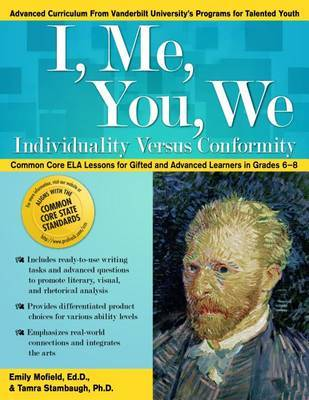 I, Me, You, We by Emily Mofield