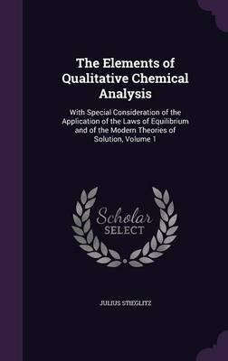 an analysis of the topic of the qualitative chemical analysis