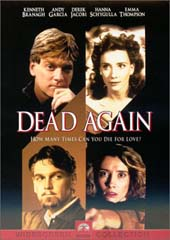 Dead Again on DVD