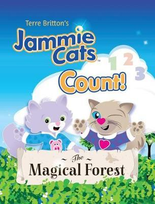 Terre Britton's Jammie Cats Count! by Terre Britton
