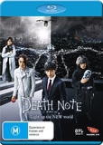 Death Note - Light Up The New World on Blu-ray