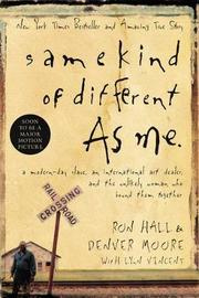 Same Kind of Different As Me by Tamera Alexander
