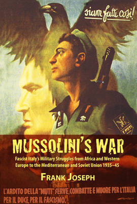 Mussolini's War by Joseph Frank image