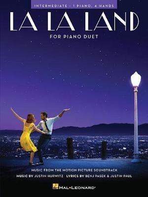 La La Land for Piano Duet by Benj Pasek image