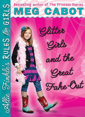 Glitter Girls and the Great Fake Out by Meg Cabot image
