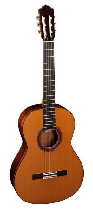Almansa 434 Cedar Solid Top Classic, Indian Rosewood B/S
