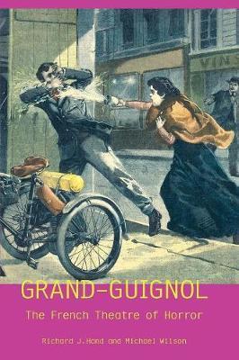 Grand-Guignol by Richard J. Hand image