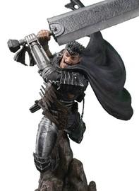"""Berserk: Guts the Black Swordsman - 27"""" Statue"""