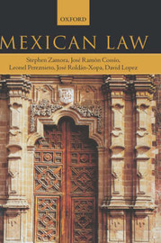 Mexican Law by Stephen Zamora