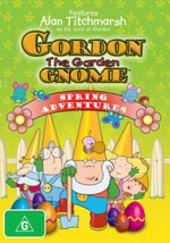 Gordon The Garden Gnome - Spring Adventures on DVD