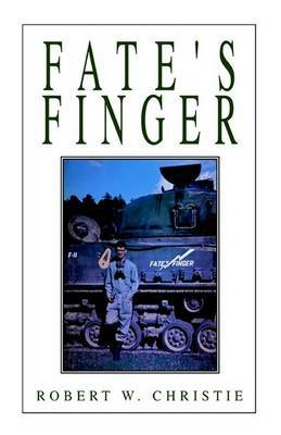 Fate's Finger by Robert W. Christie image