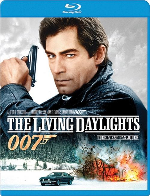 The Living Daylights (2012 Version) on Blu-ray image