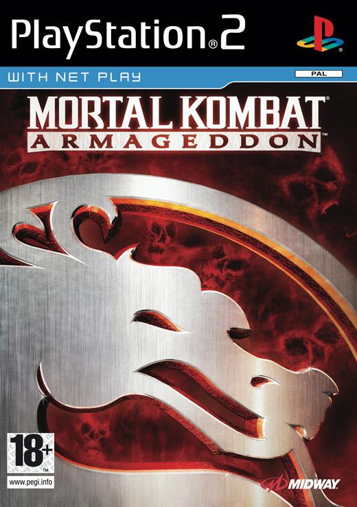 Mortal Kombat: Armageddon for PlayStation 2