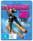 The Naked Gun 2 1/2 on Blu-ray