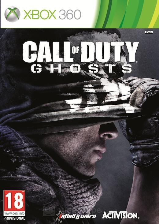 Call of Duty: Ghosts for X360