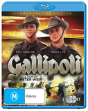 Gallipoli Commemorative on Blu-ray