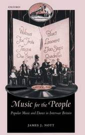 Music for the People by James J Nott image