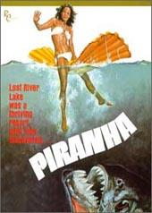 Piranha (1978) on DVD