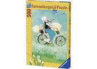 Ravensburger - Kuri Kumi: Summertime Puzzle (500pc)