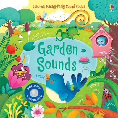 Garden Sounds by Sam Taplin