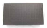 Battle Foam Medium Pluck Foam Tray (BFM) (2 Inch)