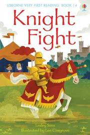 Knight Fight by Lesley Sims image