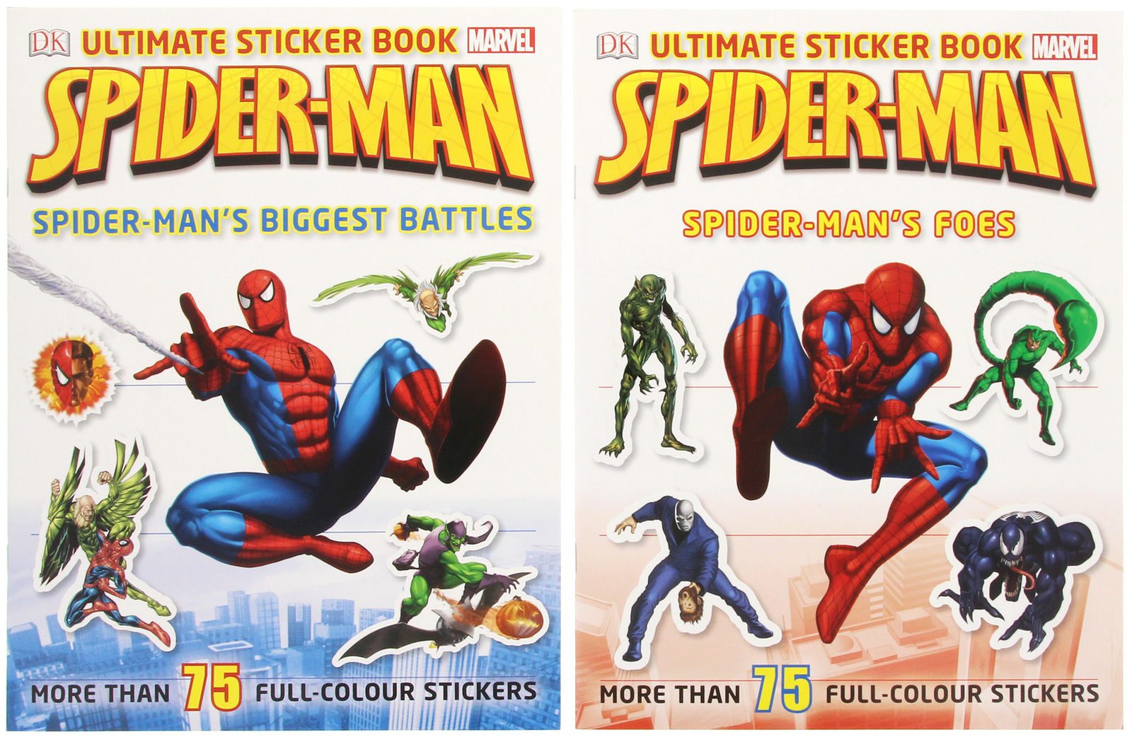 Marvel Sticker Adventures Dk Book In Stock Buy Now At Mighty Activity Books My Big And By Image