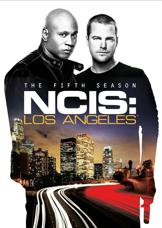 NCIS Los Angeles - The Fifth Season on DVD image