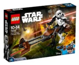 LEGO Star Wars - Scout Trooper & Speeder Bike (75532)