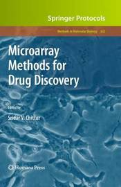 Microarray Methods for Drug Discovery image