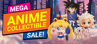 Mega Anime Collectible Sale