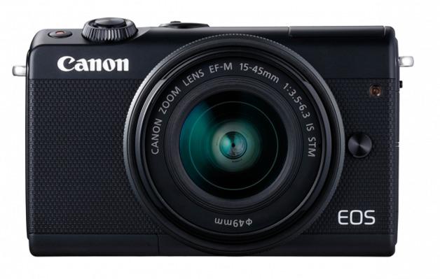 Canon EOS M100 24MP Mirrorless Camera 15-45 KIT