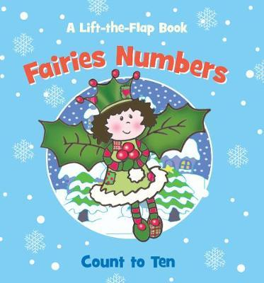 Christmas Mini Lift the Flap Fairy's Numbers