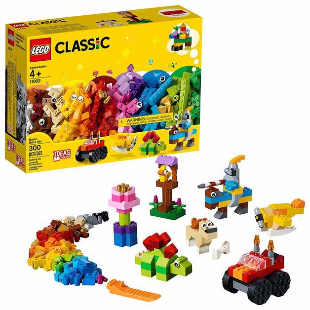 Lego Classic Basic Brick Set Toy At Mighty Ape Nz