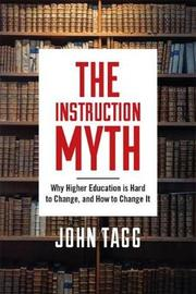 The Instruction Myth by John Tagg