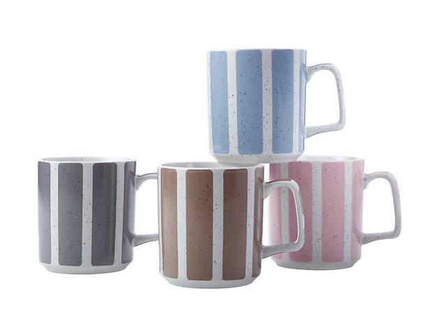Maxwell & Williams Swatch Mug 360ML Set of 4 Gift Boxed