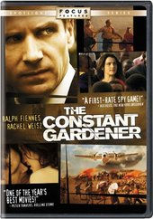 The Constant Gardener on DVD