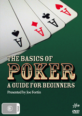Basics Of Poker, The - A Guide For Beginners on DVD