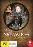 She-Wolves: England's Early Queens on DVD
