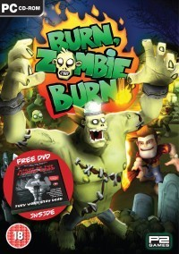 Burn Zombie Burn (includes Night of the Living Dead DVD) for PC