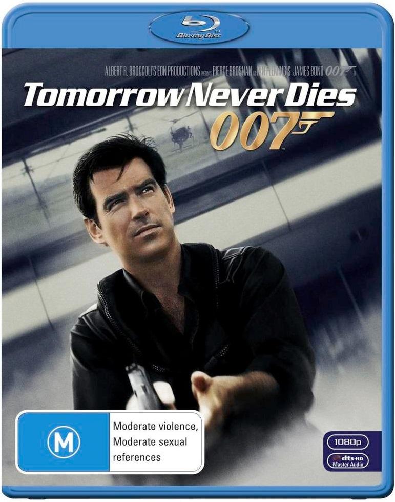 Tomorrow Never Dies (2012 Version) on Blu-ray image