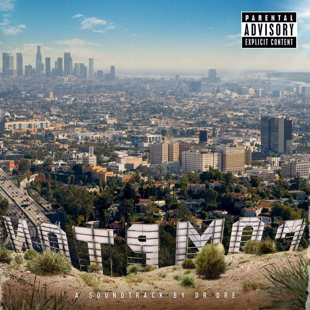 Compton by Dr. Dre image