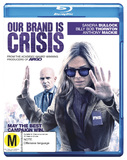 Our Brand Is Crisis on Blu-ray