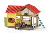 Schleich: Barn with Accessories