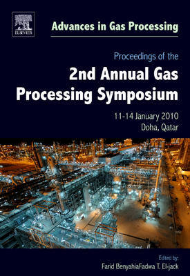 Proceedings of the 2nd Annual Gas Processing Symposium: Volume 2