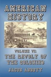 American History by Jacob Abbott