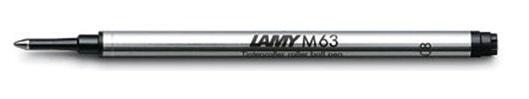 Lamy M63 Rollerball Pen Refill - Black