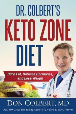 keto zone diet dr colbert meal plan