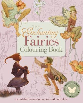 Margaret Tarrant The Enchanting Fairies Colouring Book image